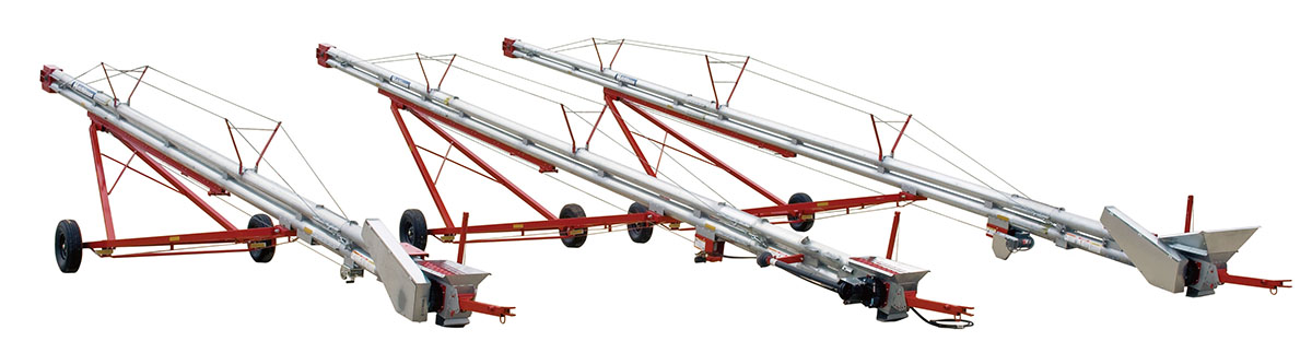 Portable En-Masse Conveyors